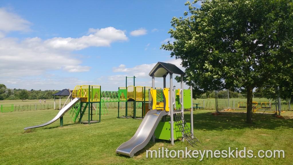 Newton Longville Park in Milton Keynes