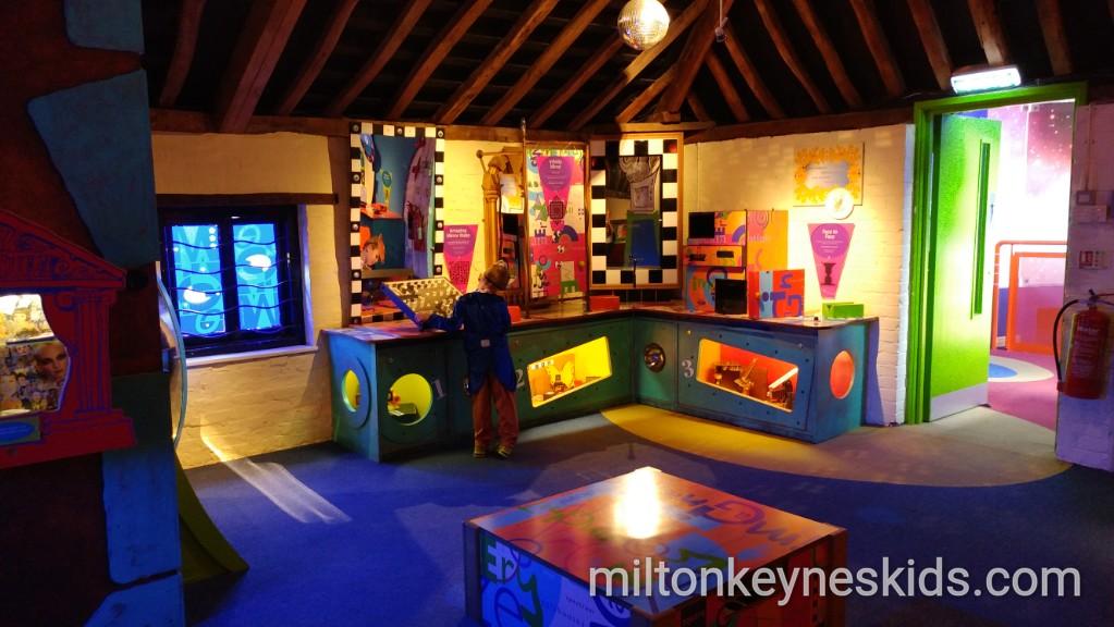 Roald Dahl Children's Gallery, Aylesbury