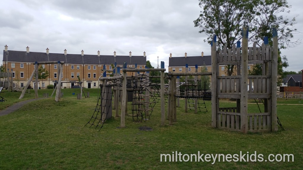 Redhouse park play area