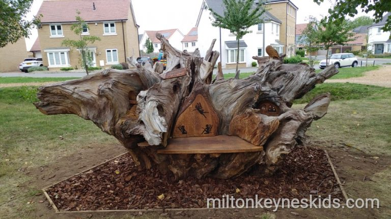 Fairy Bench, Rocla Art Trail, Redhouse Park