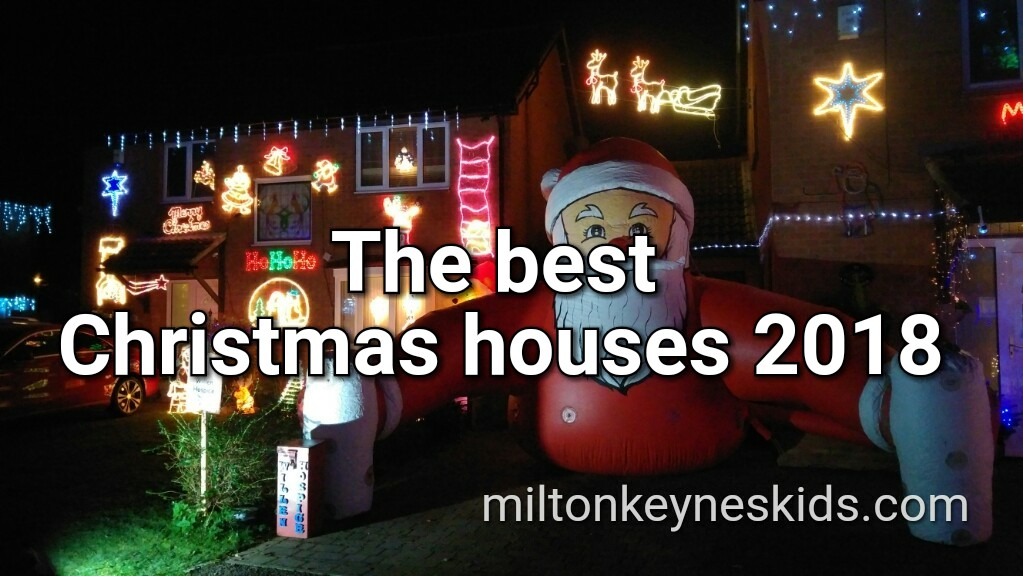 Where to find the best Christmas houses 2018
