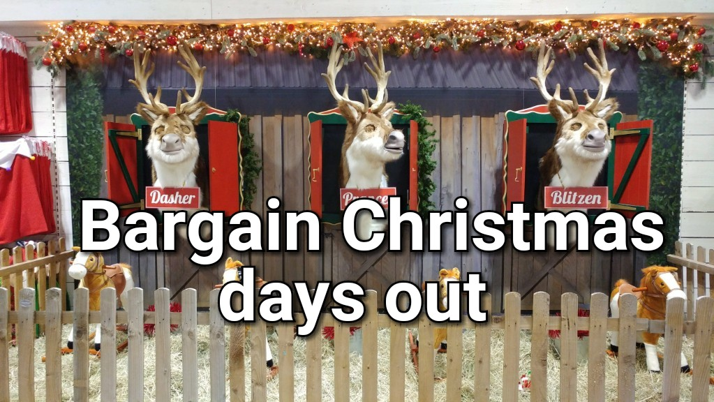 Bargain Christmas days out for kids