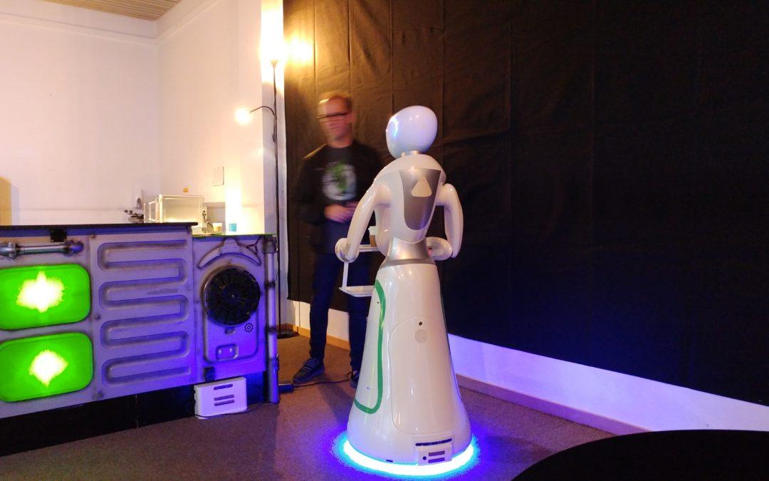 Robotazia – free robot exhibition in Milton Keynes