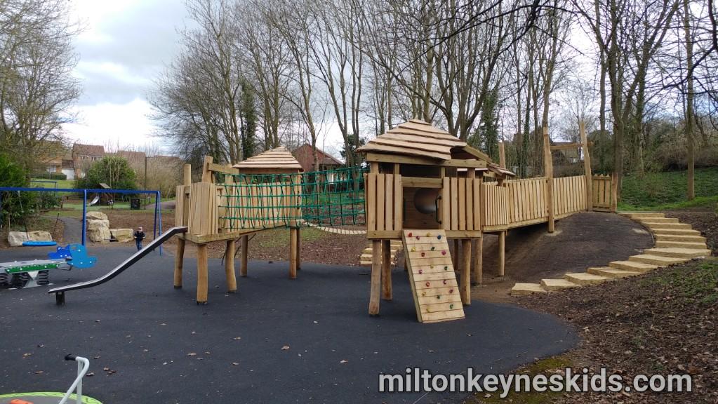 Bancroft park, Milton Keynes