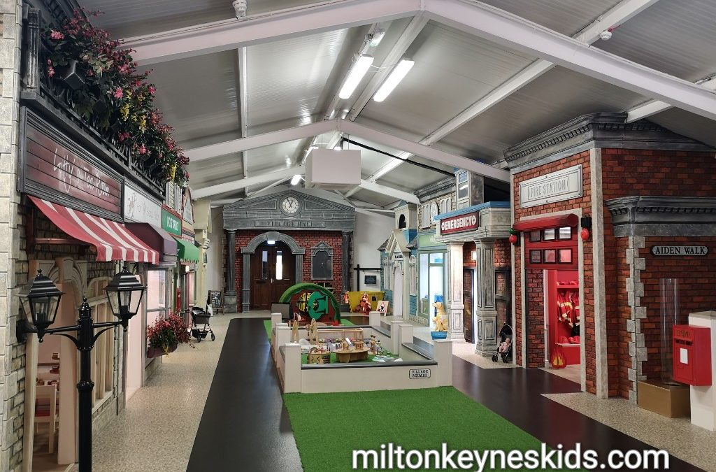 Children's play village, Warwick review
