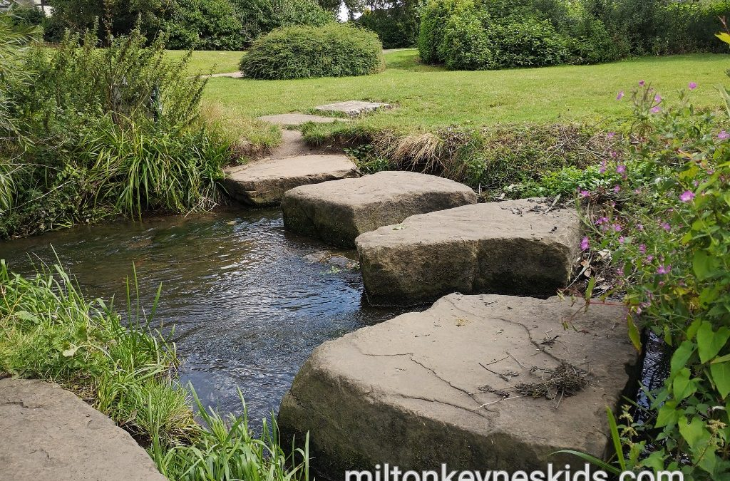 Stepping stones in Loughton, Milton Keynes review