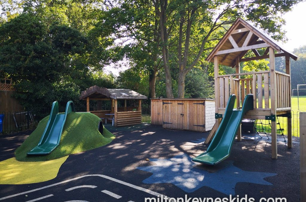 Sherington Pre-school park review
