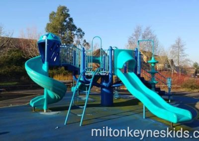 Blue park, Monkston in Milton Keynes