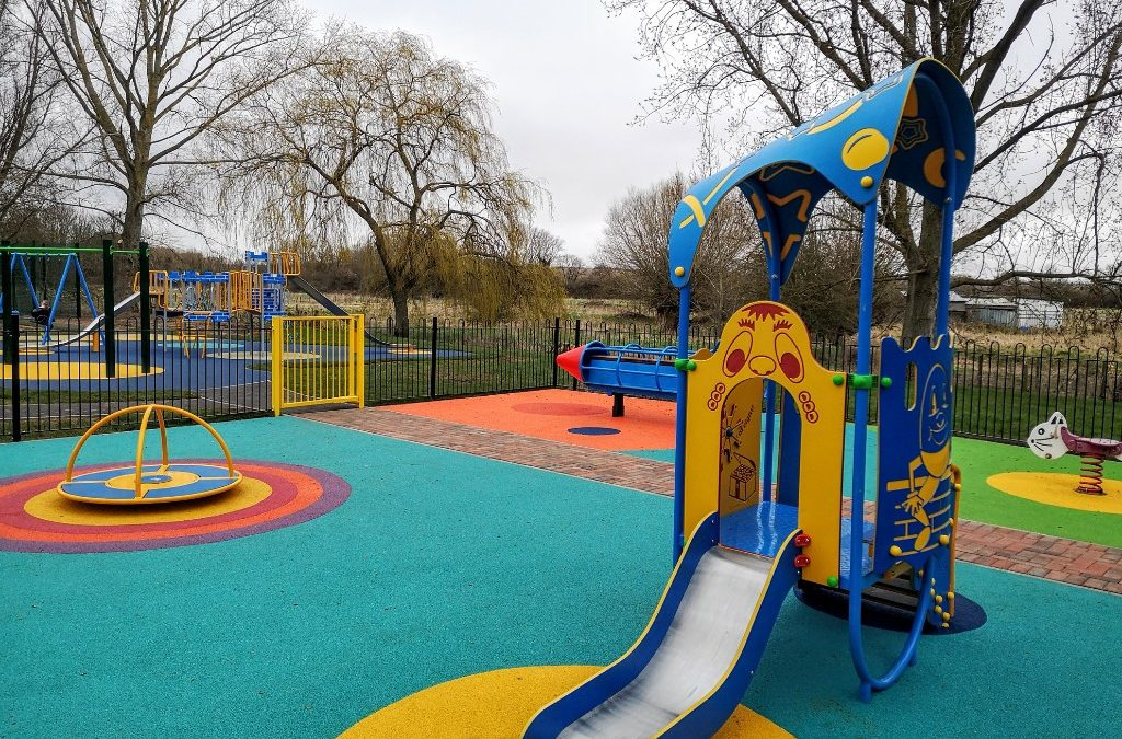 Chicheley Street park, Newport Pagnell review