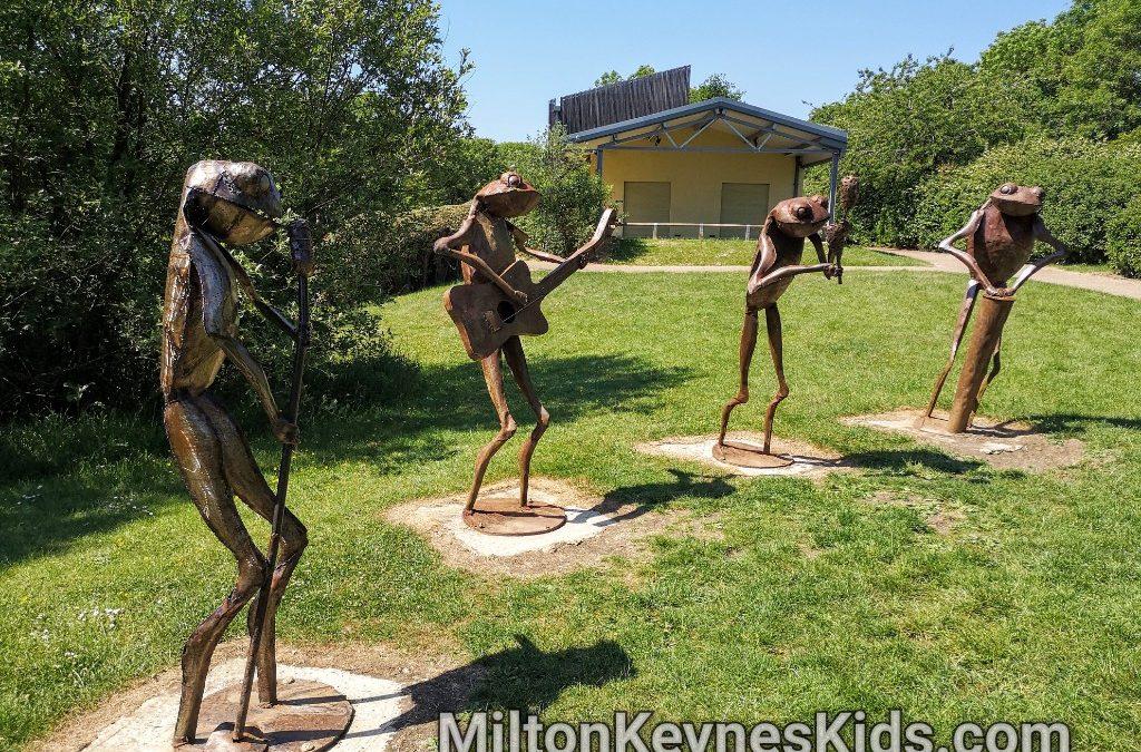 Howe Park Wood, Milton Keynes review