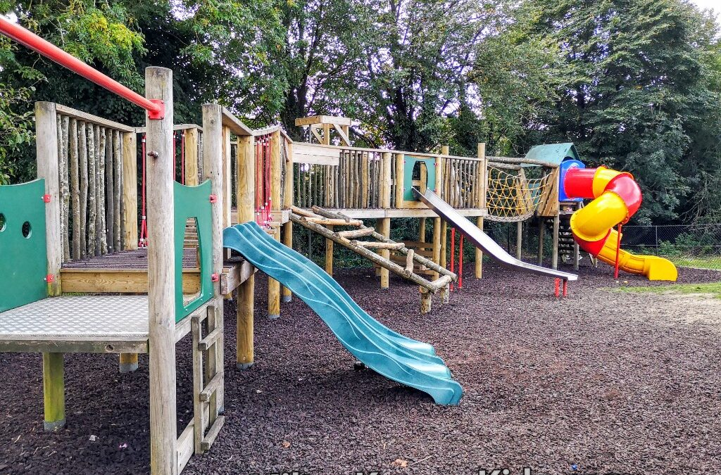 Wigginton play area, Hertfordshire review