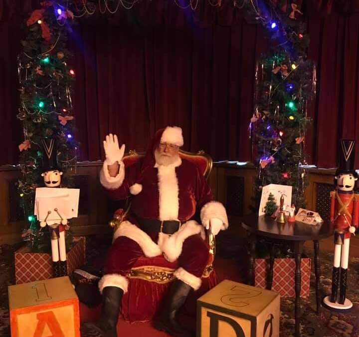 Santa's grottos in and around Milton Keynes 2020