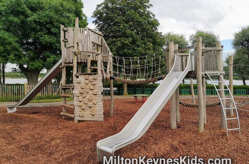 Willen Lake, Milton Keynes review