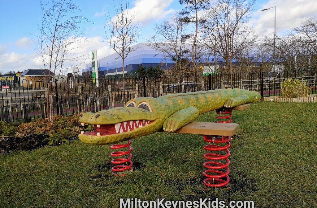 Crocodile park, Glebe Farm