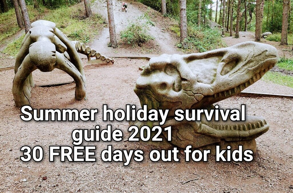 Summer holiday survival guide 2021 – 30 free days out